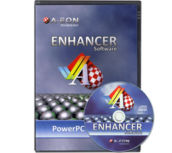 Enhancer software box